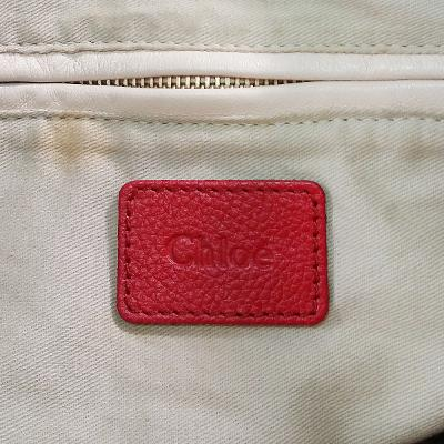 paraty bag red